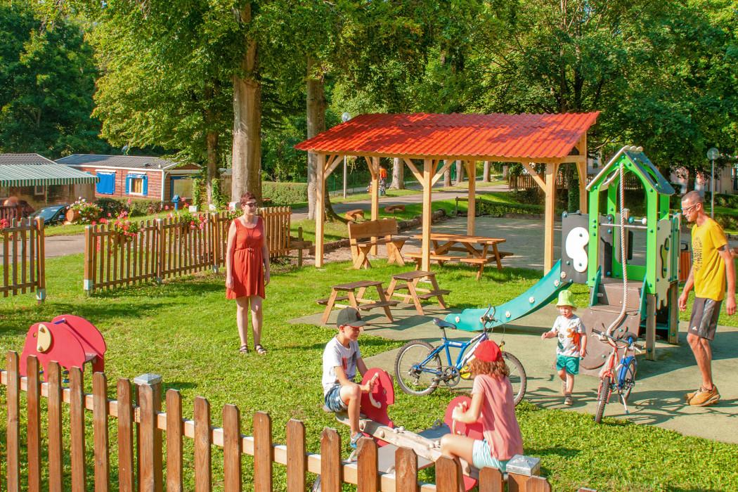 Tohapi Le Parc de la Fecht