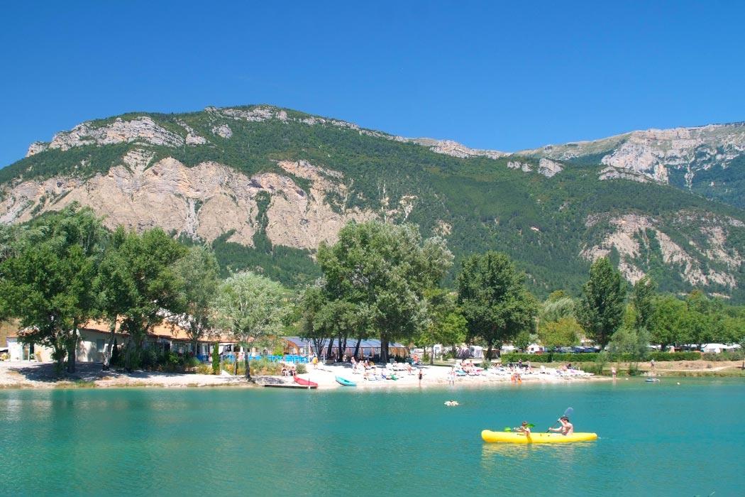 Tohapi Le Lac Bleu